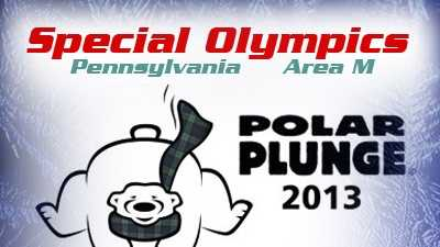 Take The Plunge For Special Olympics!