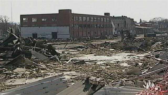Carlisle warehouse development