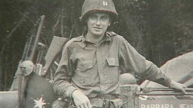 MAJOR DONALD RHINE