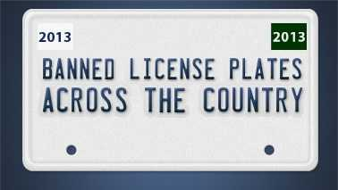 2.21.13 banned plates