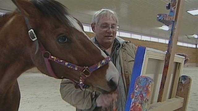 HORSE PAINTER