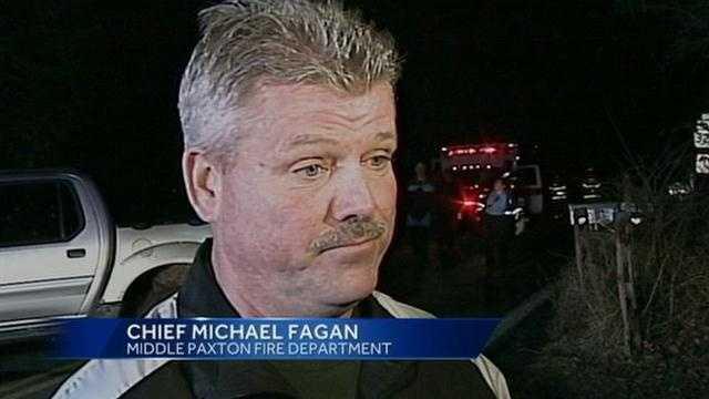 2.28 firefighter injured