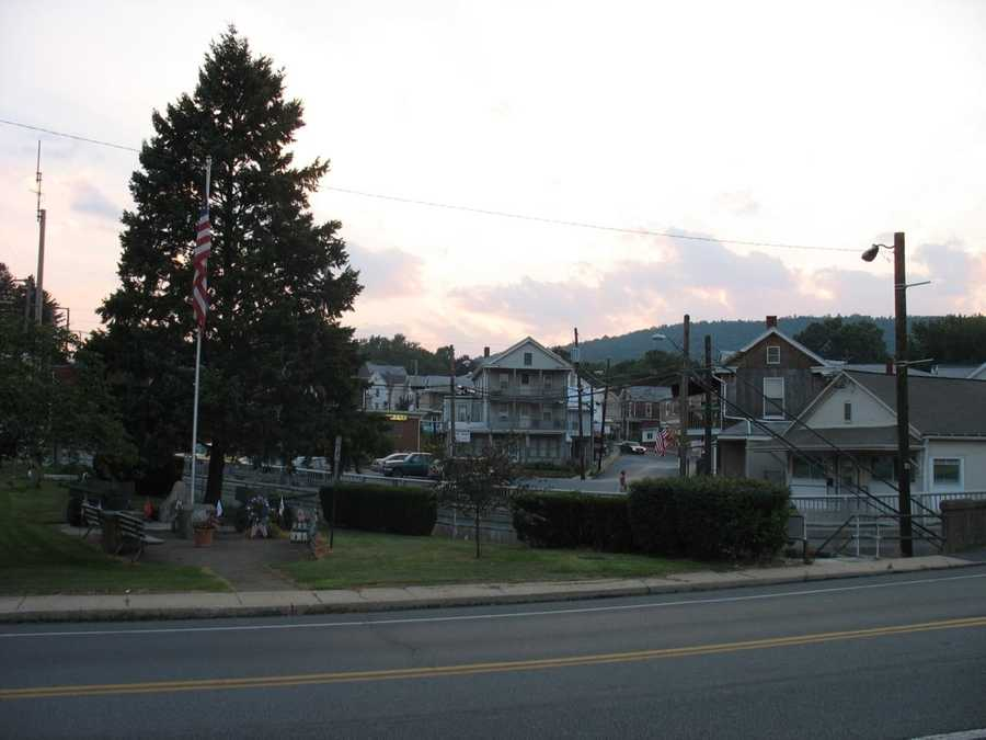 The biggest town in Perry County is Marysville with 2,538 residents.