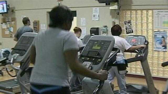 CDC YORK YMCA GRANT
