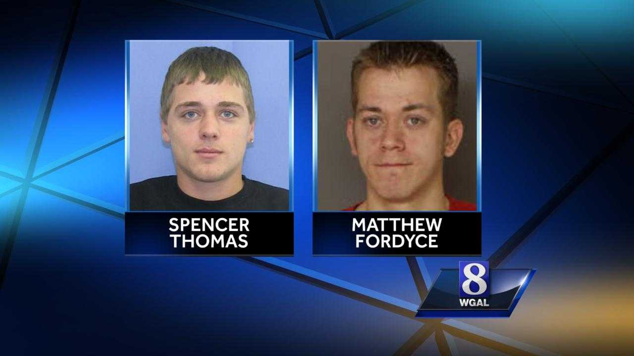 3.11 theft suspects