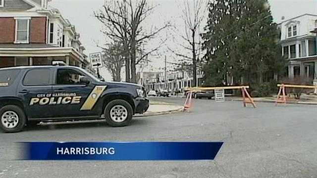 Harrisburg safe zone