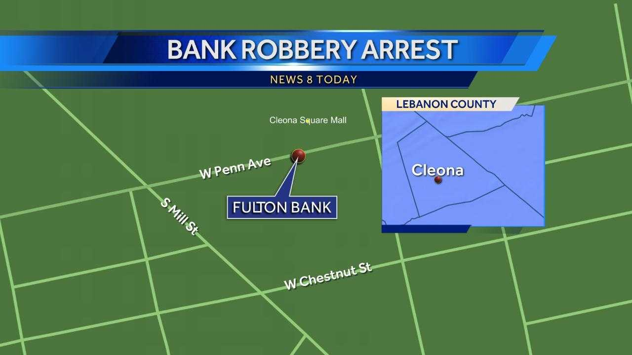3.13 bank robbery arrest