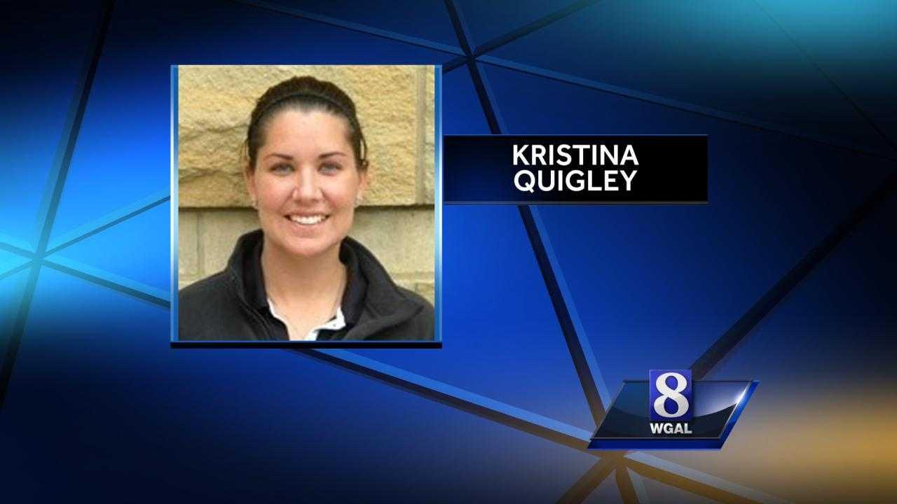Coach Kristina Quigley