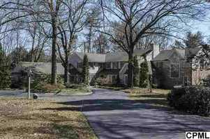 This beautiful Lancaster home features six bedrooms, nine bathrooms, 9,300 Sq Ft of living space and is located on 4.4 Acres of land. The home is on the market for $2.2M and is featured on realtor.com