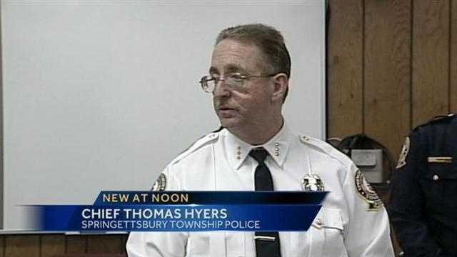 3.19 Police Chief Thomas Hyers