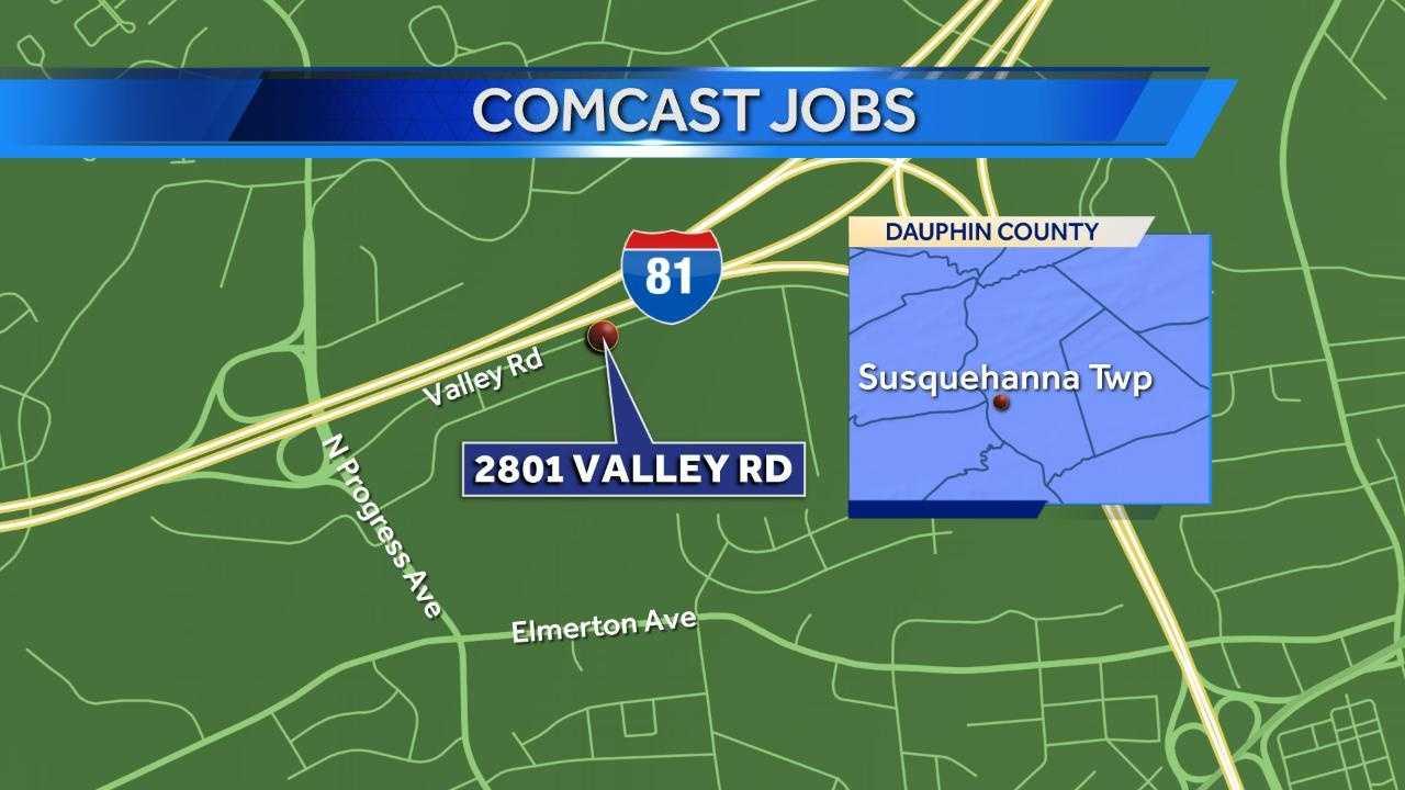 3.20 Comcast jobs