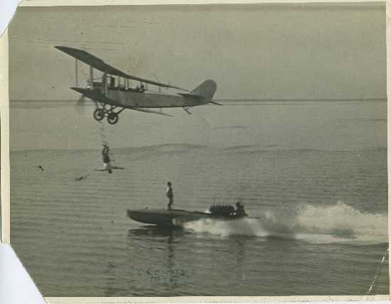 By the late 1920s, the FAA started writing regulations that took aim at barnstorming.