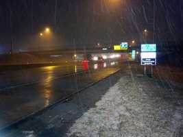Interstate 83 in Dauphin County