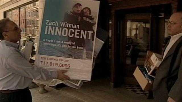 Witman murder case