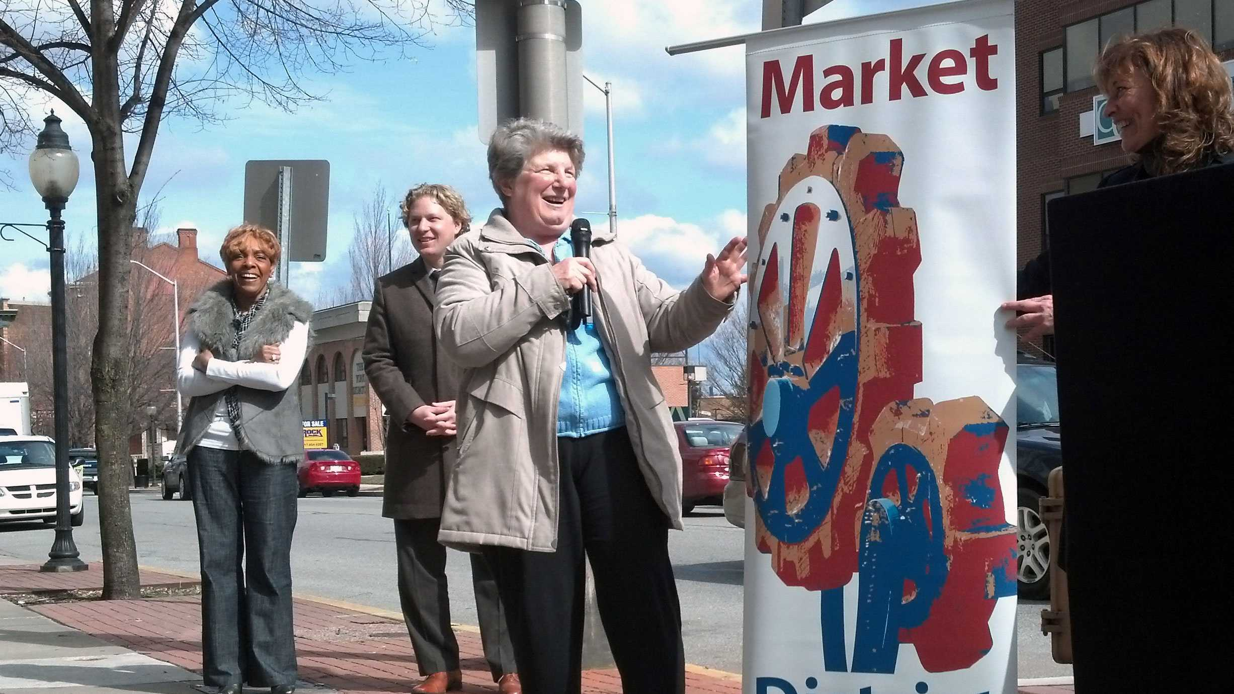 3.27 York's Market District