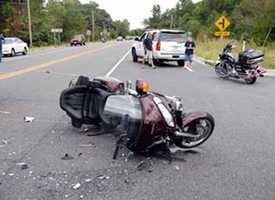 And motorcyclist fatalities increased to 210 from 199 from 2011 to 2012.