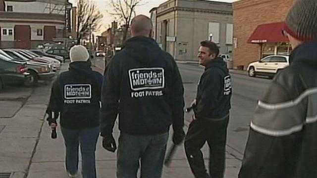 4.3 Harrisburg foot patrols