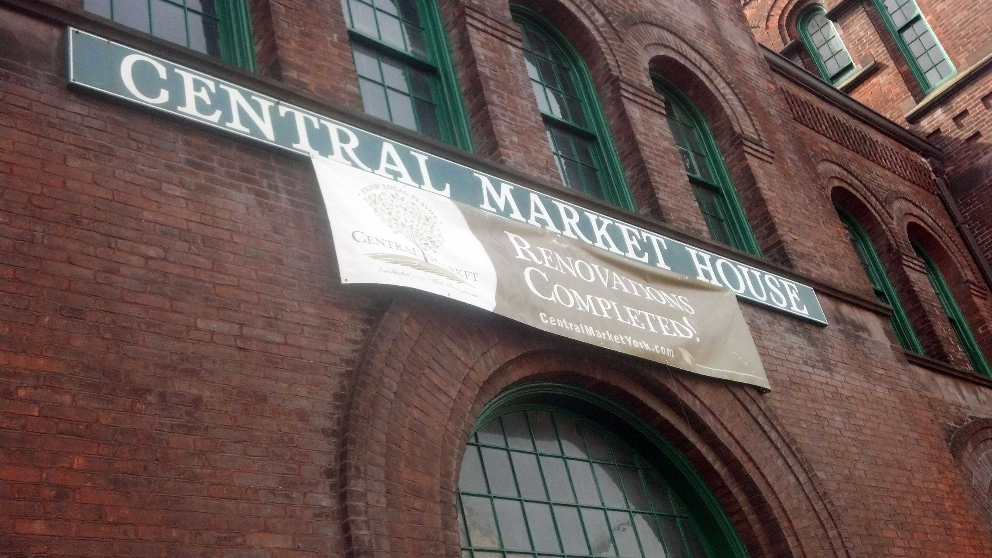 York's Central Market is celebrating its 125th anniversary.