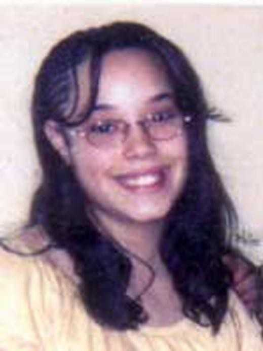 On Friday, April 2, 2004, in Cleveland, Ohio, Georgina DeJesus disappeared while she was walking home from school. The 14-year-old teenager was last seen at a pay telephone booth, sometime between 2:45 p.m. and 3:00 p.m., at the corner of 105th Street and Lorain Avenue. Local law enforcement authorities initiated an investigation after DeJesus' parents reported her missing. The FBI is offering a reward for information leading to the recovery of Georgina DeJesus.