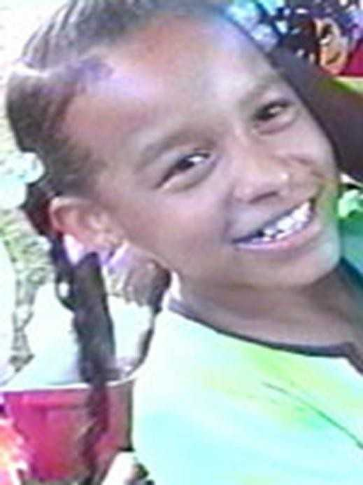 On July 6, 2001, ten-year-old Tionda Z. Bradley and her sister, three-year-old Diamond Yvette Bradley, were reported missing to the Chicago Police Department, Chicago, Illinois. According to their mother, a note written by Tionda was found, stating that the two girls were going to the store and to the school playground. An extensive search of the area and surrounding neighborhood met with negative results. A reward of up to $10,000 is being offered for information regarding the current whereabouts of Tionda and Diamond Bradley.