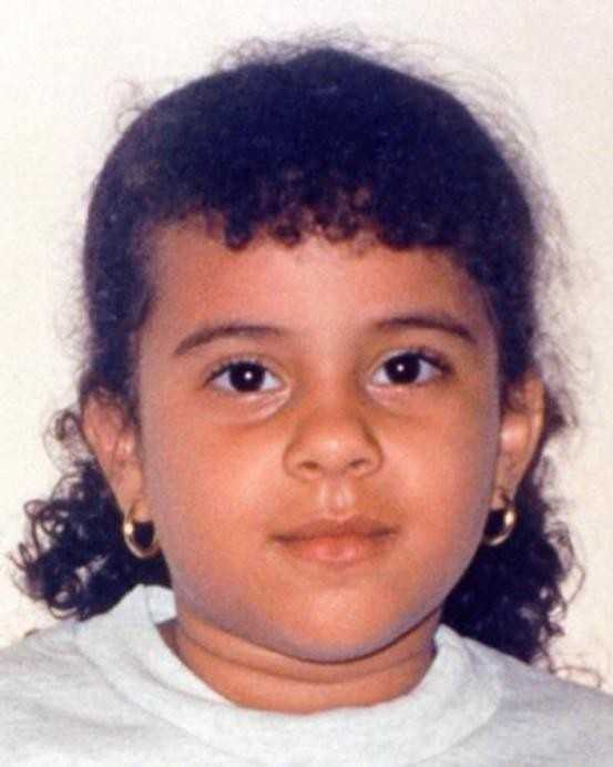 Katheryne Mary Lugo was abducted from her Riviera Beach, Florida, home on January 8, 1994. She was four-years old. Her alleged abductor is currently serving a life plus four years sentence in prison for an unrelated crime. However, law enforcement authorities are still seeking information regarding Katheryne's whereabouts. The FBI is offering a reward of up to $10,000 for information leading to the identification and whereabouts of Katheryne Lugo.