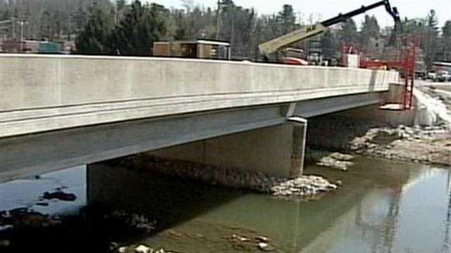 route 116 bridge