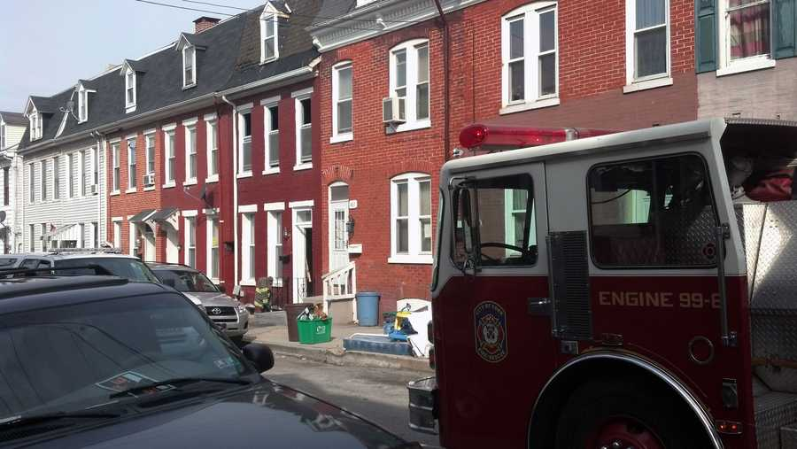 The electrical fire started in a closet, according to the fire chief.