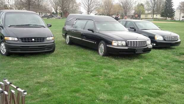 The property of former Lancaster County funeral home director Ben Siar, who is now jailed on numerous charges, went up for auction in April 2013.