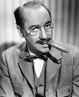 """""""Each morning when I open my eyes I say to myself: I, not events, have the power to make me happy or unhappy today. I can choose which it shall be. Yesterday is dead, tomorrow hasn't arrived yet. I have just one day, today, and I'm going to be happy in it."""" Groucho Marx - actor, comedian, writer"""