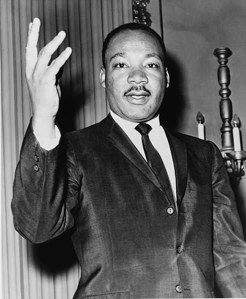 """Those who are not looking for happiness are the most likely to find it, because those who are searching forget that the surest way to be happy is to seek happiness for others."" Martin Luther King Jr. - Civil Rights leader, writer, pastor"