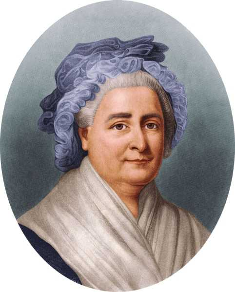 """The greater part of our happiness or misery depends upon our dispositions, and not upon our circumstances."" Martha Washington - America's first First Lady"