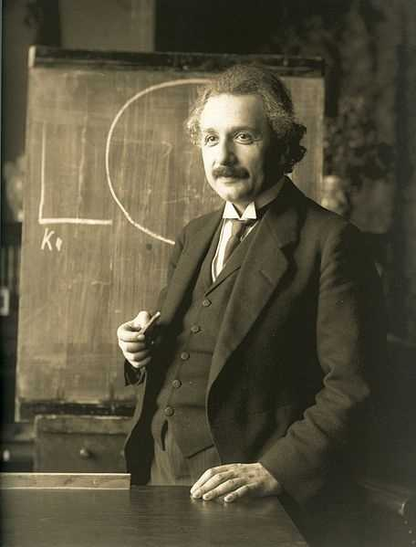 """A table, a chair, a bowl of fruit and a violin&#x3B; what else does a man need to be happy?"" Albert Einstein - scientist"