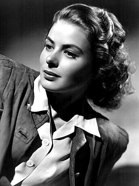 """Happiness is good health and a bad memory."" Ingrid Bergman – actress"