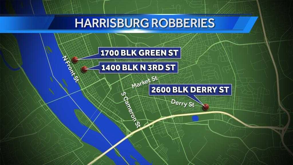 4.25 Harrisburg robberies