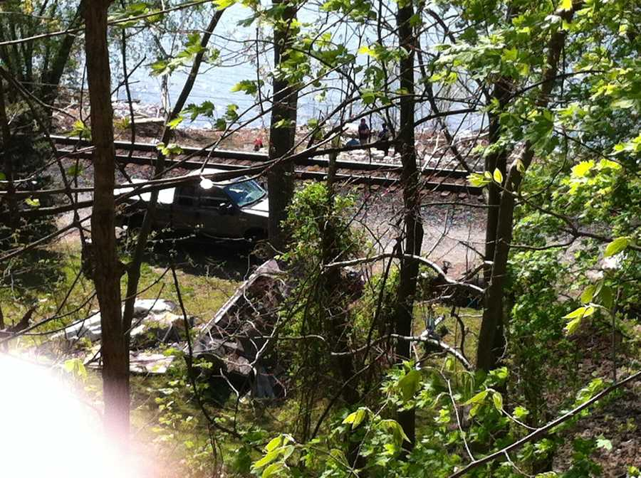 The body was identified as Jose Saurez-Lopez, 57, of Reading. Saurez-Lopez was boating with his girlfriend, Bertha Castro, 49, on the Susquehanna near Jacks Island on the morning of Saturday, April 13, when their boat capsized.