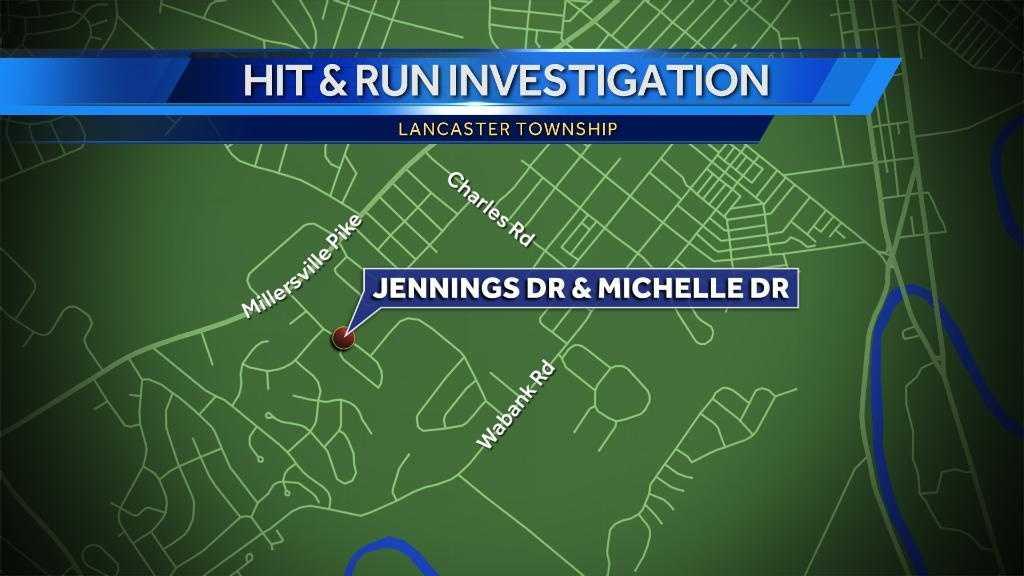 4.30 Lancaster Township hit and run