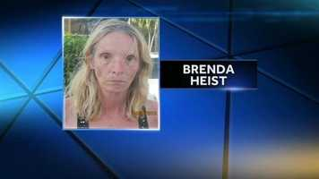 Then, in April 2013, Brenda Heist approached a police officer in Key Largo Florida and told him who she was.