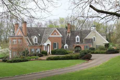 Thissix bedroom, eight bathroom home with over 5,000 Sq Ft is located on 6.7 Acres of land in East Petersburg, Lancaster County.