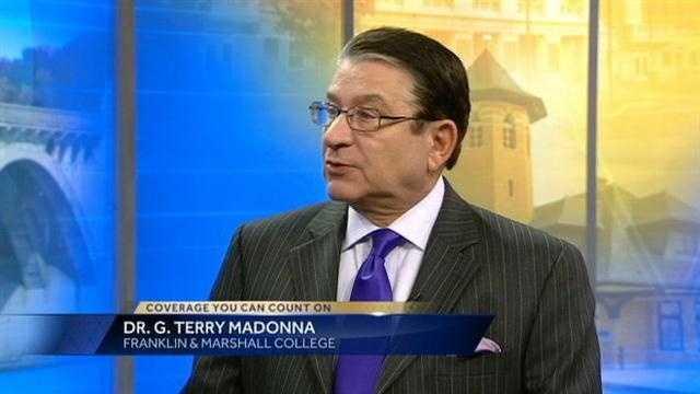 News 8 Franklin and Marshall poll
