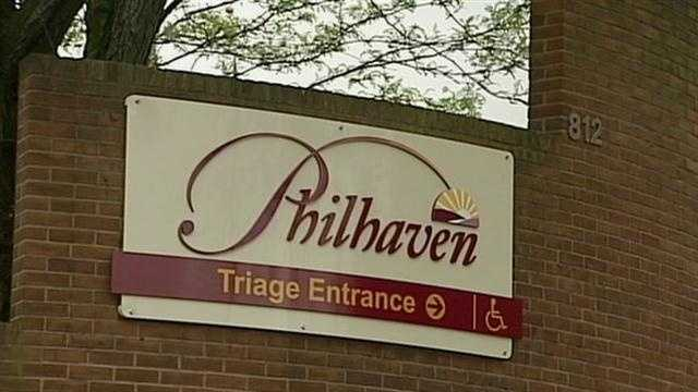 5.10 Philhaven clinic