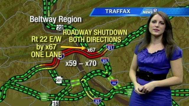 5.13 I-81 traffic