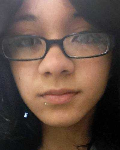 Jazmine Denby is considered an endangered runaway. She is from Norristown, Pa. and was last seen on April 30, 2013. She was 16. She may go by the name Jazzy.