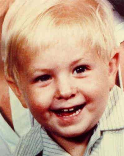 Corey James Edkin, of New Columbia, was 2-years-old when he disappeared on Oct. 12, 1986. His case is considered a non-family abduction. He was last seen sleeping in his mother's bed. She went to a local store at 12:10 a.m. and when she returned at 12:40 a.m., he was gone.