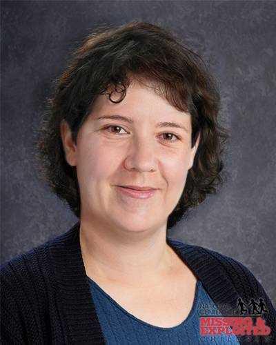 This image shows Tamara age-progressed to 40.