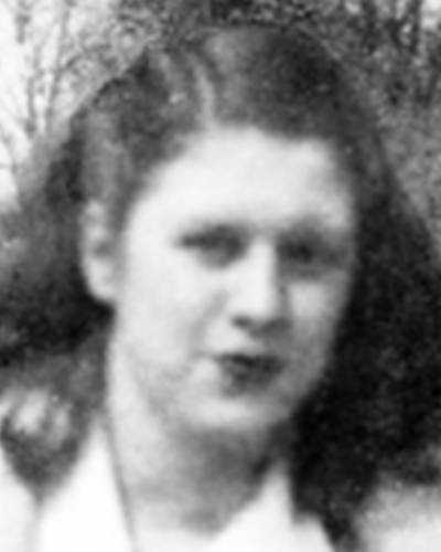 Beverly Sharpman was last seen on Sept. 11, 1947, in Philadelphia. She was 16 years old. She is considered endangered and missing.