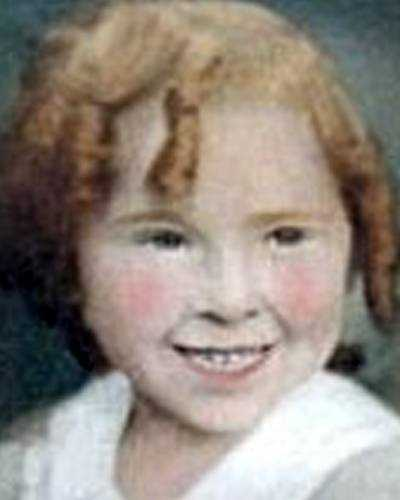 Marjorie West was 4-years-old when she was last seen on May 8, 1938, in Hamilton Township. She is considered endangered and missing.