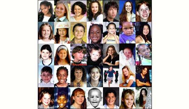 """Of the missing, 115 children were the victims of """"stereotypical"""" kidnappings, meaning these crimes involved someone the child didn't know or a slight acquaintance who held the child overnight, transported them 50 miles or more, killed the child, demanded ransom, or intended to keep the child permanently."""