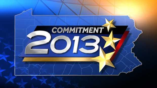 Today is the Primary Election in Pennsylvania. Polls are open until 8 p.m.