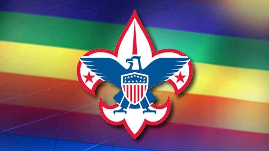 Boy scout graphic