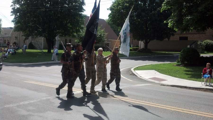 Mechanicsburg parade